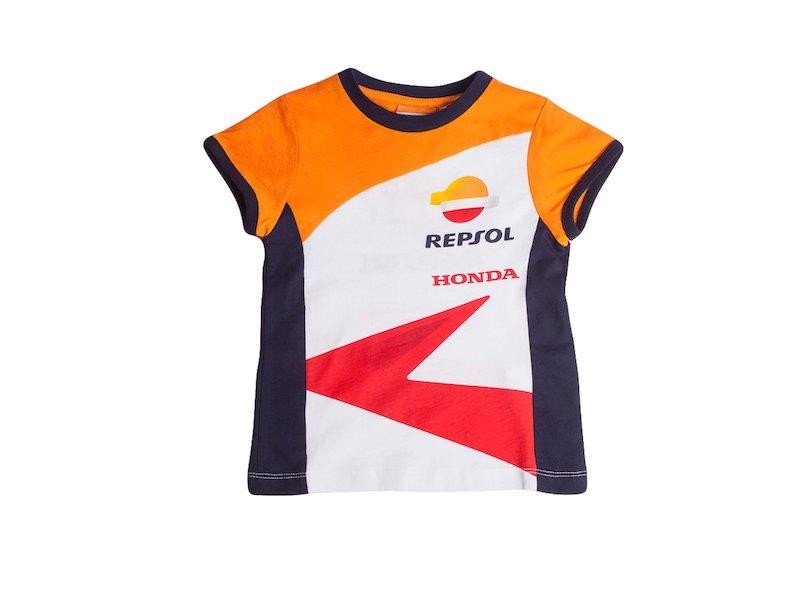 Camiseta Honda Repsol Dual Niño