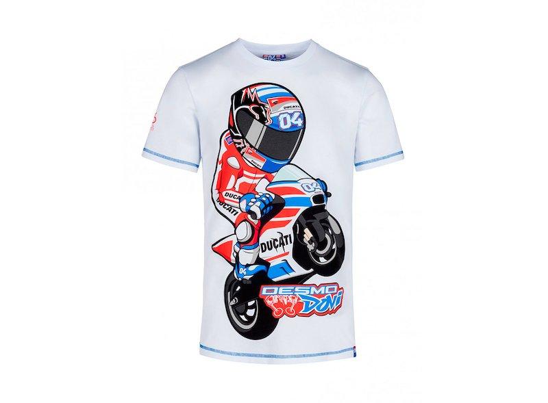 Camiseta Dovizioso Motorbike