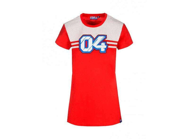 Dovizioso 04 Woman T-shirt