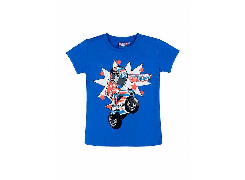 Camiseta Dovizioso Cartoon Niño