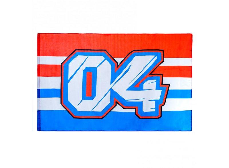 Dovizioso 04 Flag