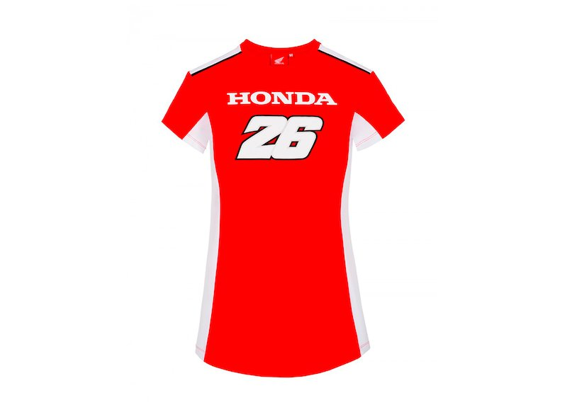 Camiseta Pedrosa Honda Mujer
