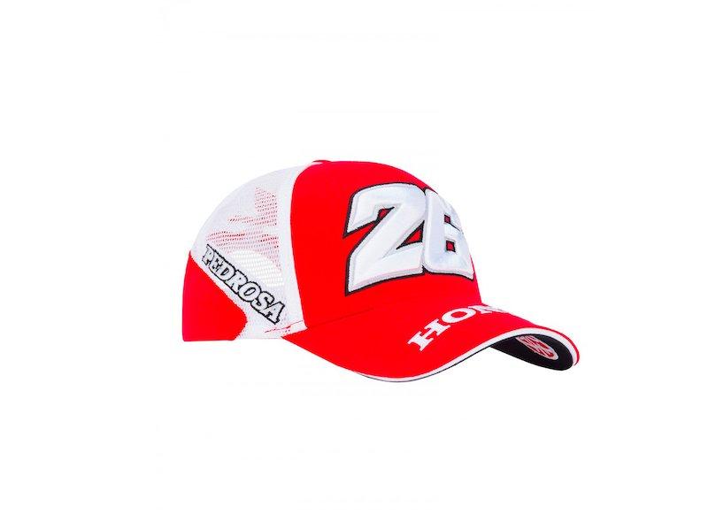 Cappellino Pedrosa Honda Trucker
