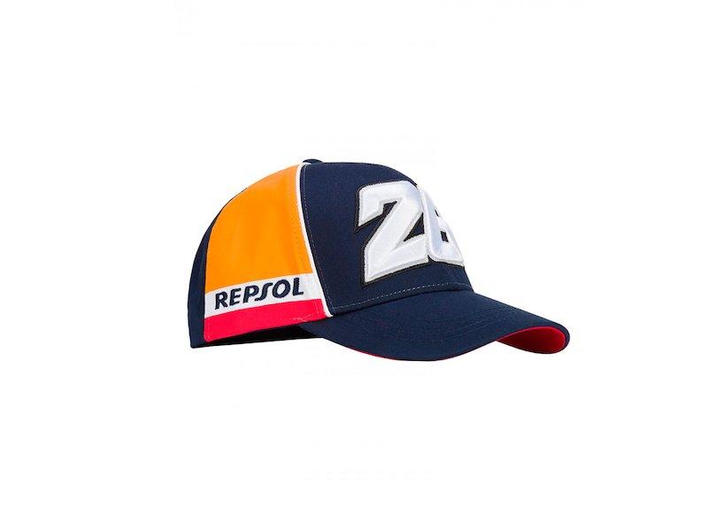 Cappellino Pedrosa Repsol