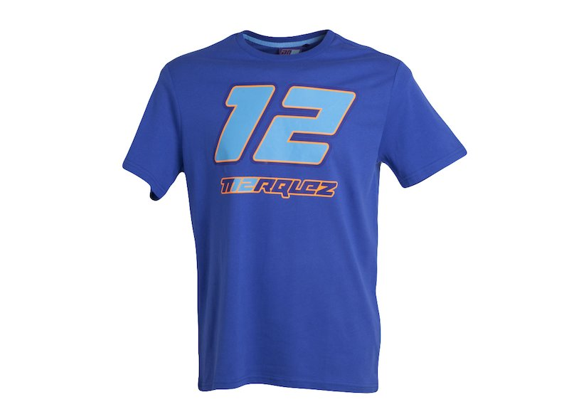 T-shirt 73 Alex Marquez - White