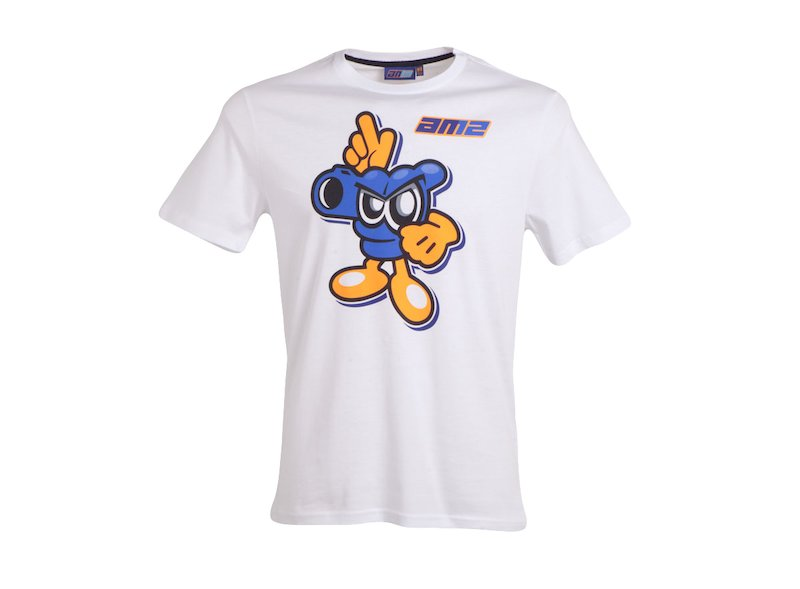 T-shirt Alex Marquez Gun