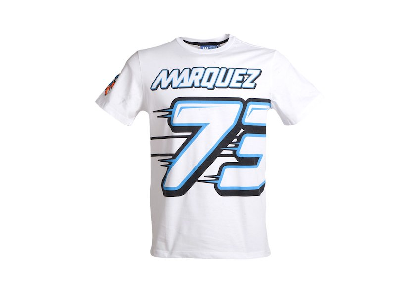 Camiseta A. Marquez 73 - White