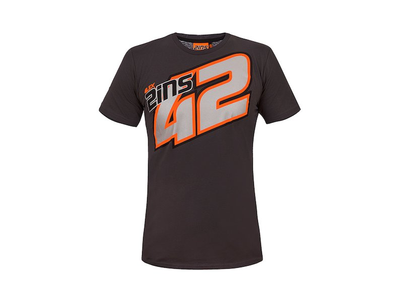 Alex Rins 42 T-shirt - White