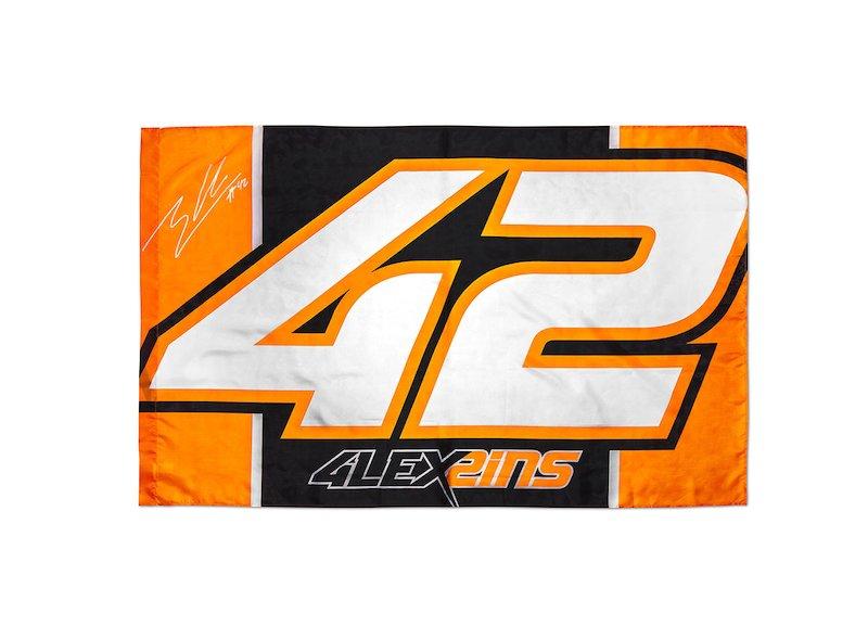 Bandera Alex Rins