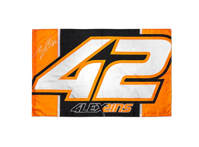 Alex Rins Flag