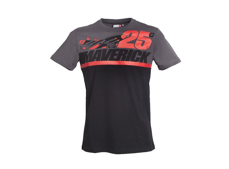T-shirt Maverick Viñales Avion