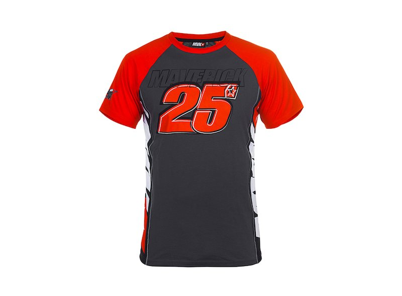 Camiseta Maverick 25 - White
