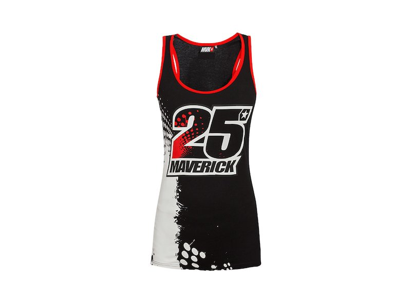 Tank Top Maverick Viñales Woman