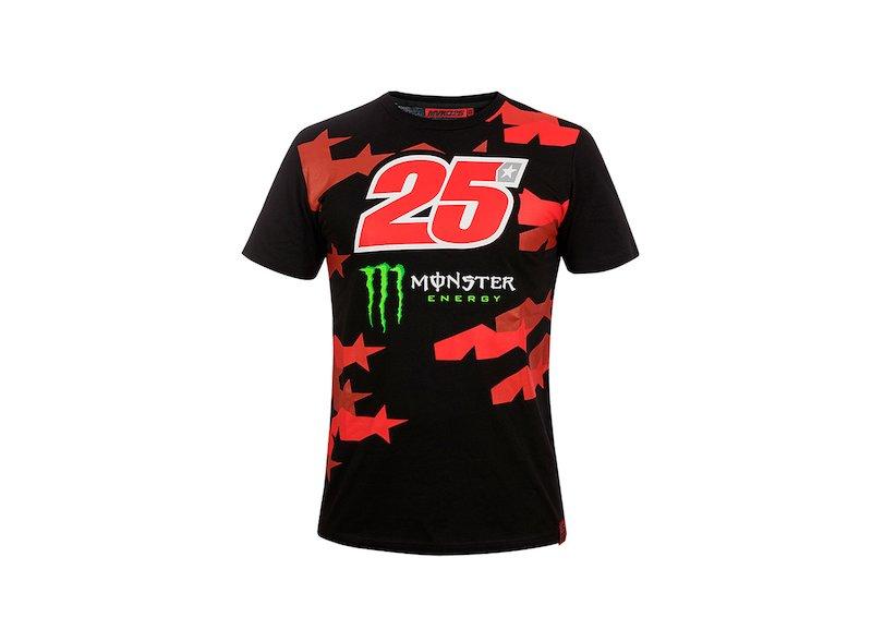 Camiseta Monster Viñales 25 - White