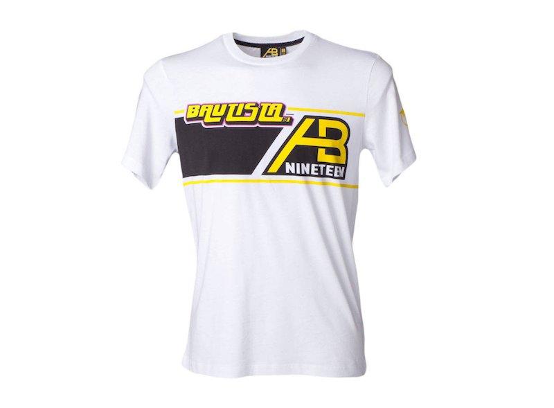 T-shirt Alvaro Bautista 19