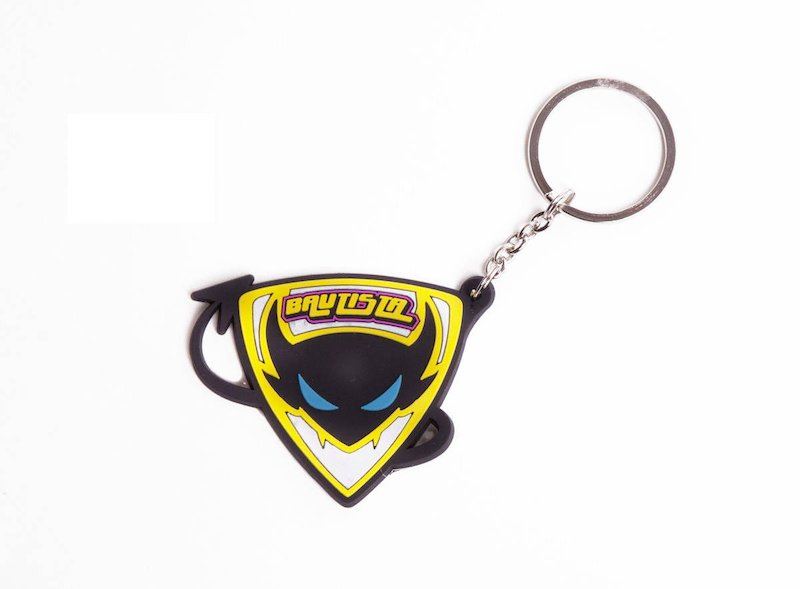 Alvaro Bautista Key Ring