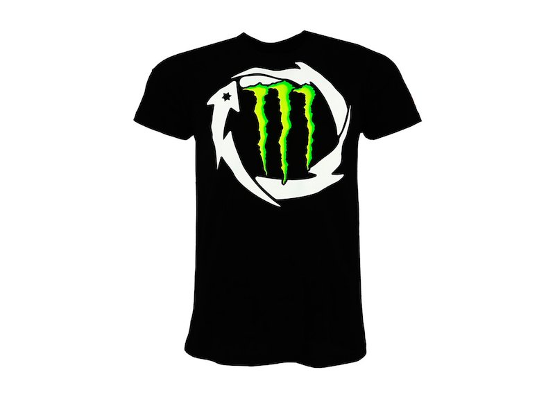 Monster Lorenzo Thunder T-shirt
