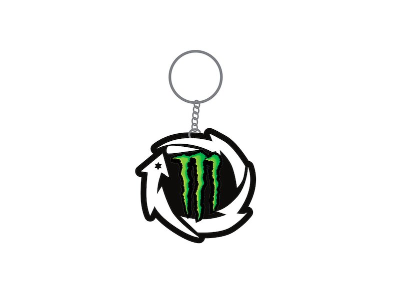 Monster Jorge Lorenzo Key ring