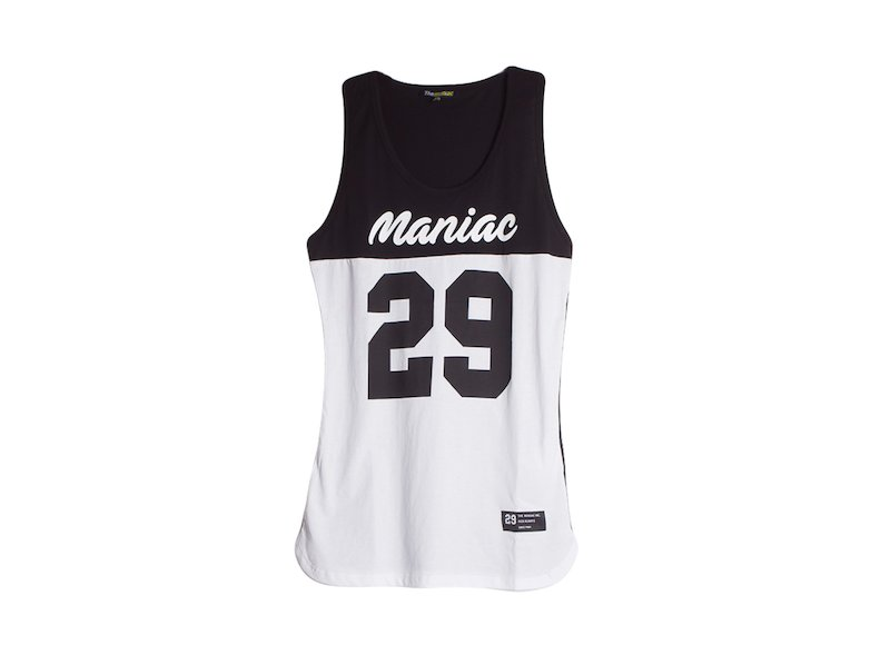 Andrea Iannone 29 Woman Tank Top - White