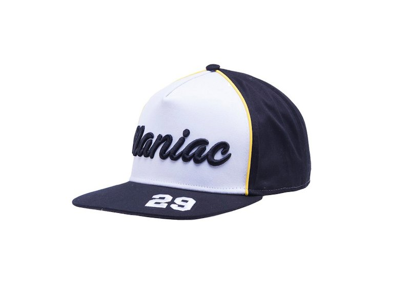 Cappellino The Maniac Iannone - White