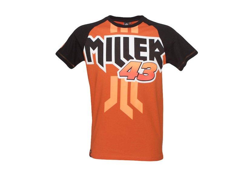 T Jack Miller 43 - White
