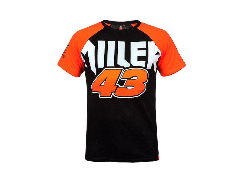 T-shirt Miller 43 2017 - White