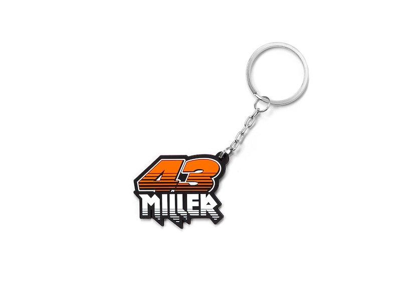 43 Miller Keyring