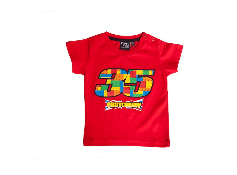 Kid Crutchlow T-shirt