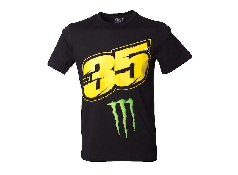 Camiseta Monster Crutchlow