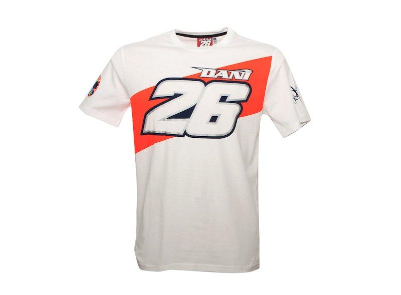 T-shirt Pedrosa 26 - White