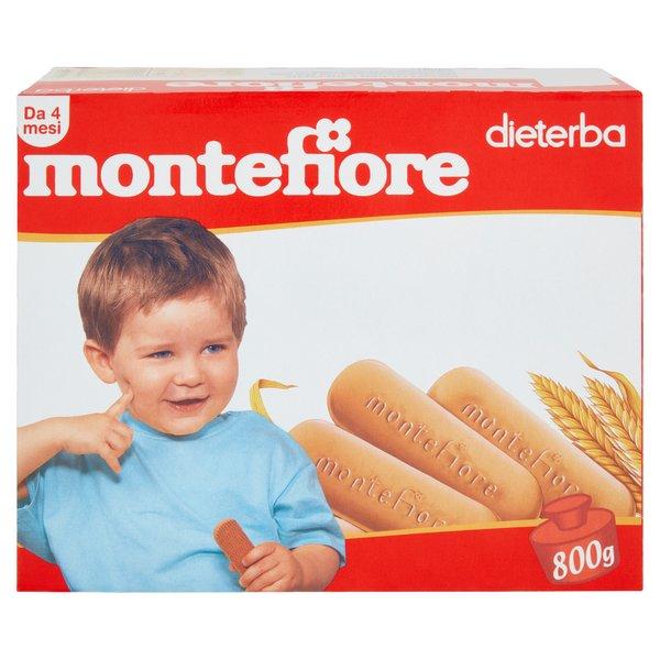 Dieterba - Montefiore Biscotto - 800g