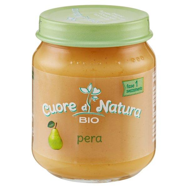 Cuore di Natura Bio pera 110 g