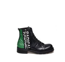 Frank<br />Desert boot green glitter