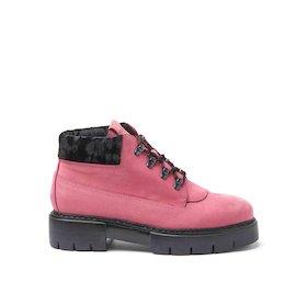 Amtrac pink nubuck boots