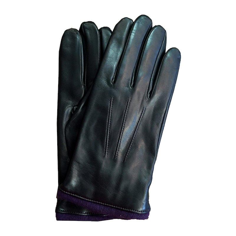 Johnny 3 - Purple / Black