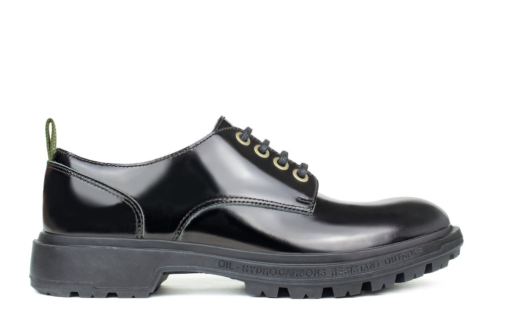 Royal Navy Lo Rubber - Black