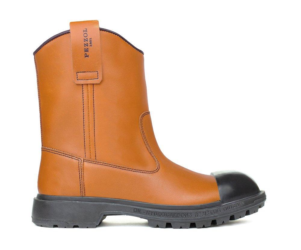 Scud® King's Cut Rigger  Boot Rubber - Tan