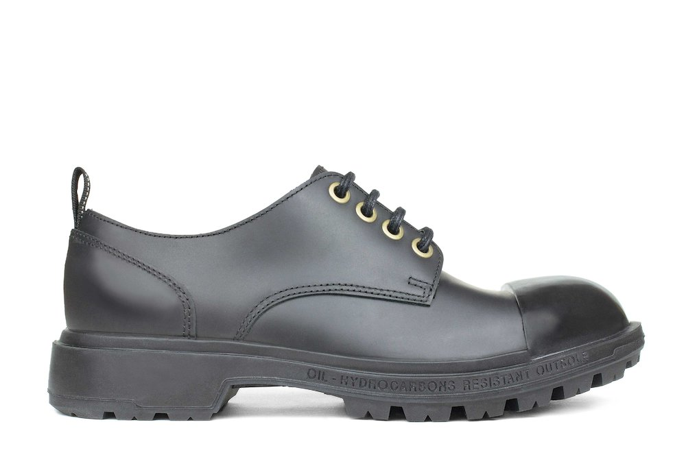 Scud® Black Label Lo Rubber - Iron