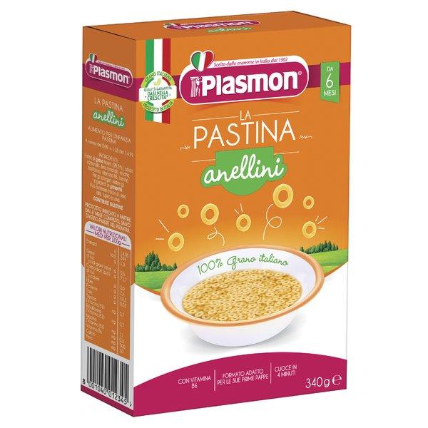 Plasmon la Pastina anellini 340 g