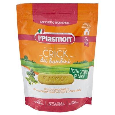 Plasmon i Crick dei bambini Piselli Spinaci Basilico 100 g