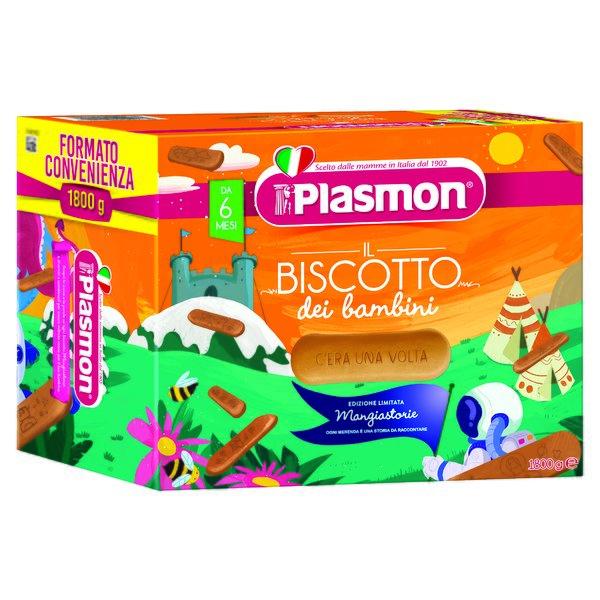 Plasmon il Biscotto dei Bambini 1800gr
