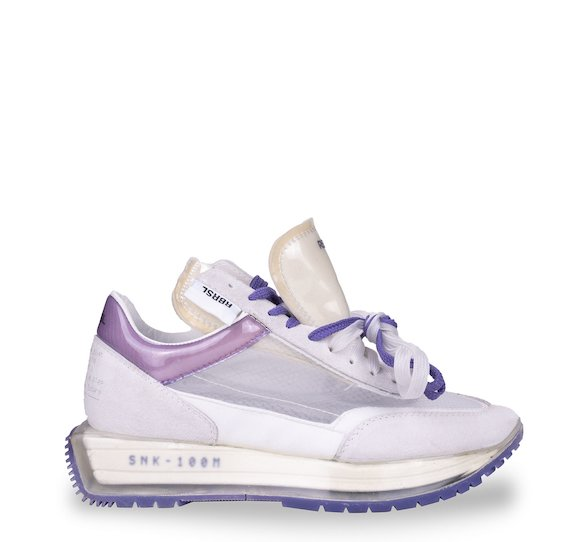 SNK-100M purple plexi collection trainers