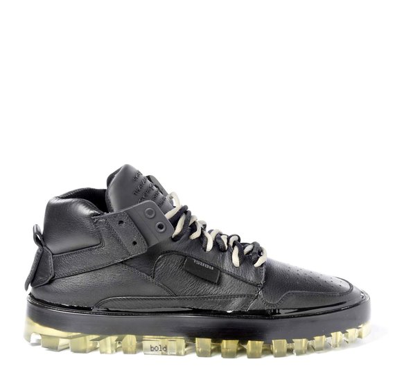 Men's Bold black shoes