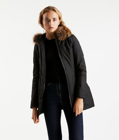 WOOL REFINED JACKET