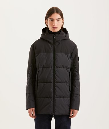 NIGHT DOWN JACKET