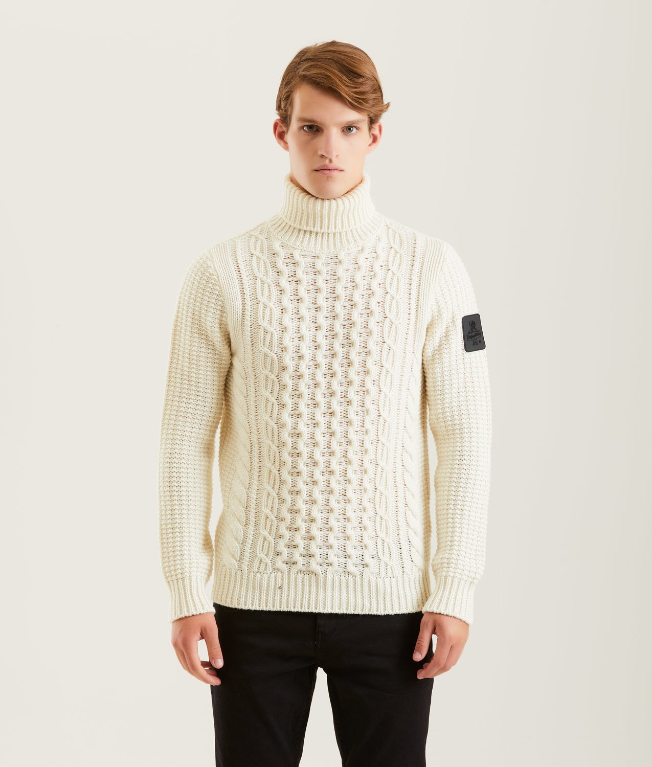 DAVIS KNIT SWEATER