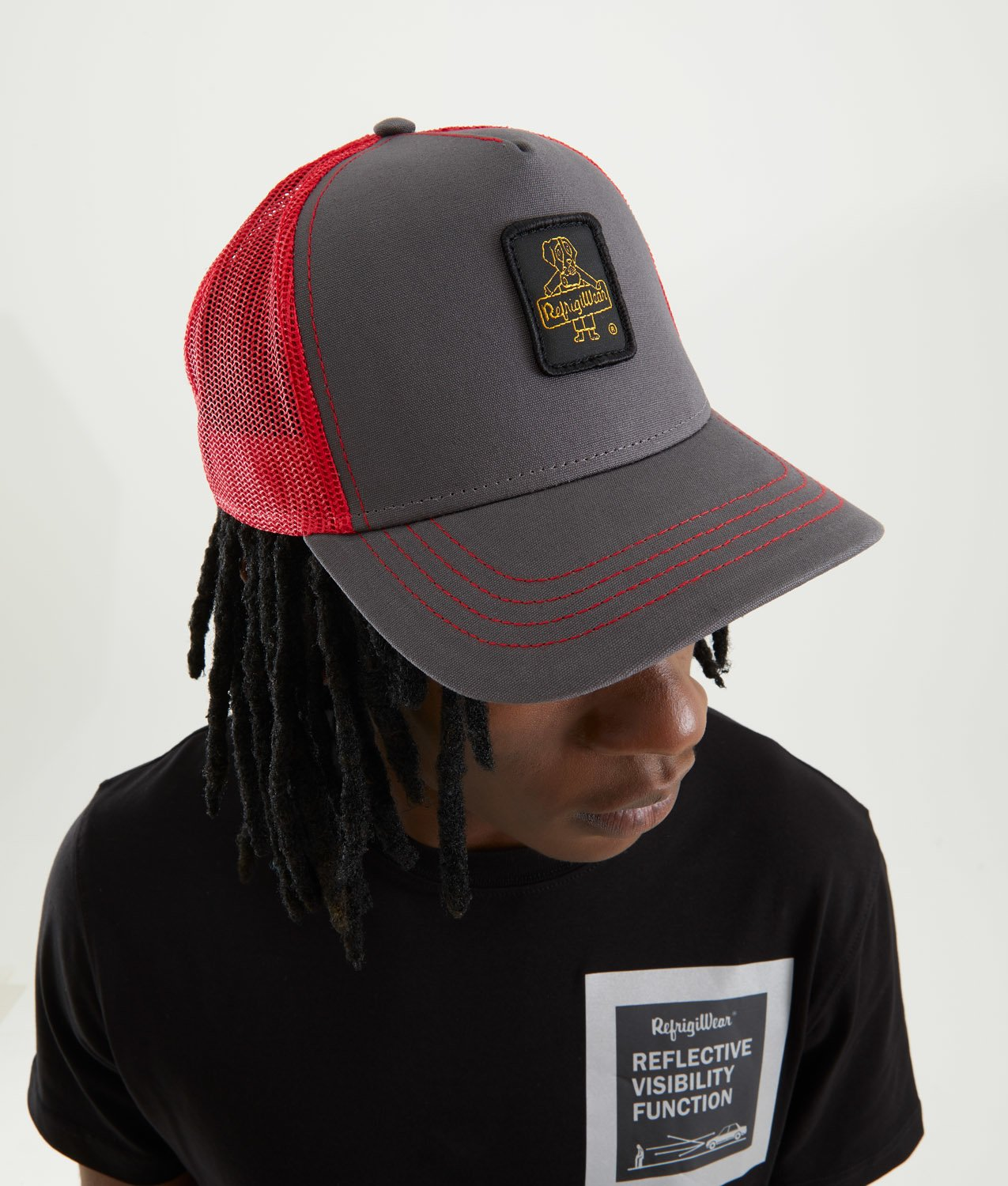RAPPER CANVAS HAT