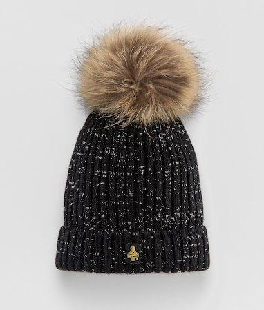 JR SNOW FLAKE HAT