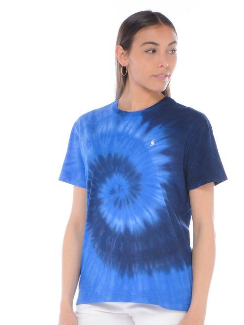 T SHIRT DONNA - Blu