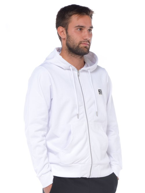 ZIP UP_SWEATSHIRT Man